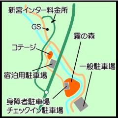 コテージマップ
