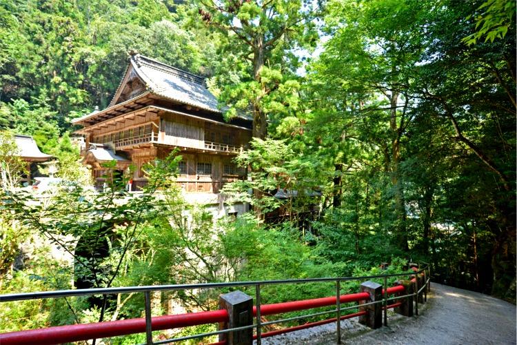 初夏の仙龍寺
