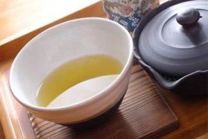 特上玄米茶