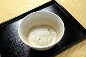 ほうじ挽き茶