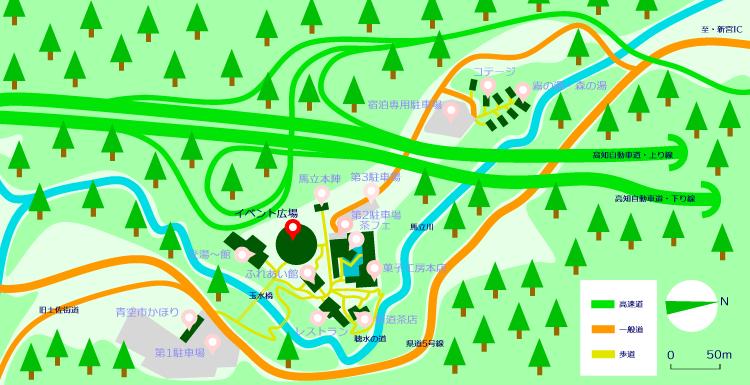 マップ(イベント広場)