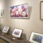 石川憲二 癒しの水彩画展