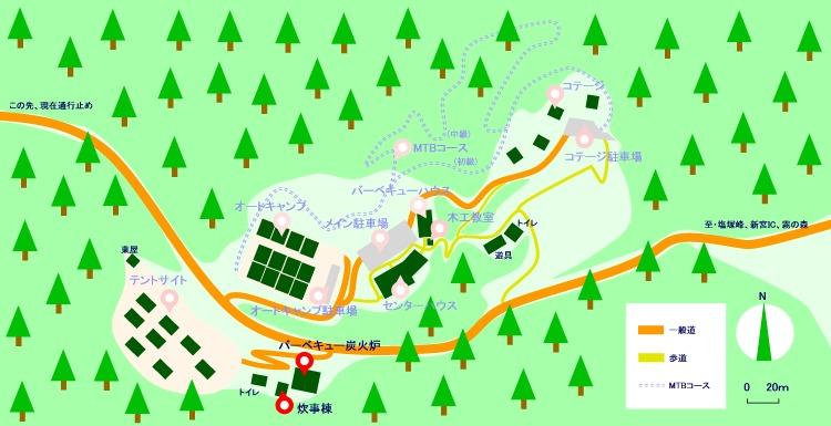 マップ(バーベキュー炭火炉)2021